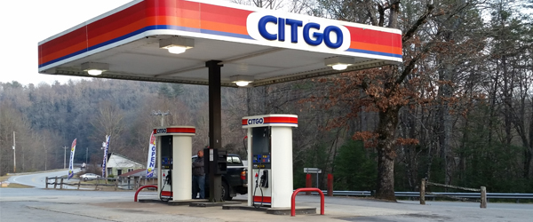 citgo fuel pump
