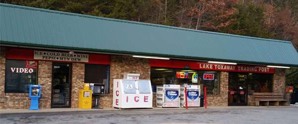Lake Toxaway Trading Post